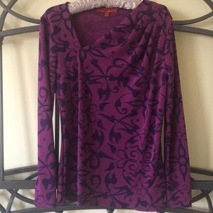 Narciso Rodriguez for Designation Long Sleeve Top